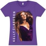 Kelly Clarkson Wind Photo Babydoll