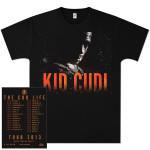 Kid Cudi Cud Life Tour Admat T-Shirt