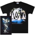 Korn On The Edge Tour T-Shirt