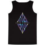 Katy Perry Prism Point Juniors Sleeveless T-Shirt