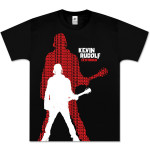 Rock the Lyrics Jumbo Silhouette T-Shirt