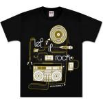 Black Kevin Rudolf Sound Circuit T-Shirt