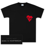 Kanye West VMA Heartbreak Tee - Black