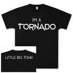Little Big Town Tornado T-Shirt