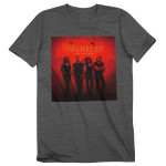 Little Big Town Pain Killer Tour Dateback 2015 T-Shirt