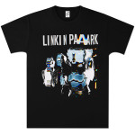 Linkin Park Faceless Photo T-Shirt