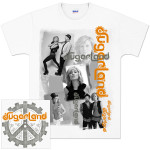 Sugarland White Go Go T-Shirt