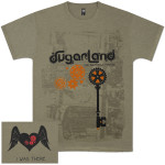 Sugarland Incredible Machine T-Shirt