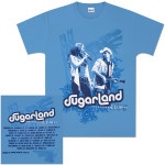 Sugarland Live Tour T-Shirt