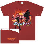 Sugarland I Was There Silhouette T-Shirt
