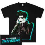 Adam Lambert Electric Shock T-Shirt