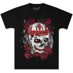 Murderdolls Skull Roses T-Shirt