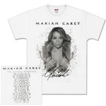 Mariah Carey  Angels Advocate Dateback Tee