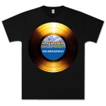 Motown The Musical Motown on Broadway Large Logo T-Shirt