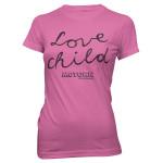 Love Child (Motown) Girls T-Shirt