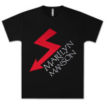Marilyn Manson Bolt Arrow T-Shirt
