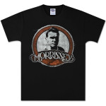 Morrissey Patch Black T-Shirt