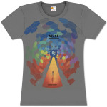 Muse Bleached Cover Girlie T-Shirt