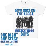 NKOTBSB One Night T-Shirt