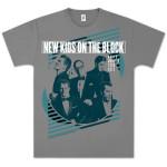 NKOTB Vintage Halftones T-Shirt