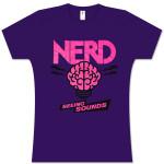N*E*R*D Women's Brain Tee