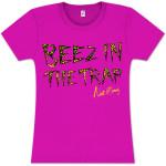 Nicki Minaj Beez In The Trap Girlie T-Shirt