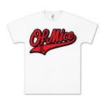 Of Mice & Men Baseball Banner T-Shirt