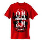 Of Mice & Men Skull Stamp T-Shirt