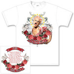 Cassadee Pope Splatter Pose T-Shirt