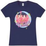 Pussycat Dolls PCD Circle Pic Indigo Girls T-Shirt