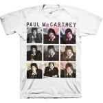 Paul McCartney Nine Jacks Photo Tour T-Shirt