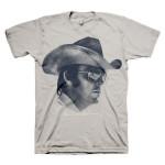 Paul McCartney Cowboy Hat Photo Tee