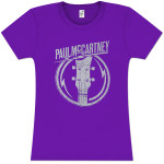 Paul McCartney Headstock Babydoll