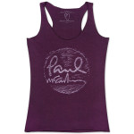 Paul McCartney Scribble Logo Jr Tank Top