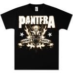Pantera Hostile Skull T-Shirt