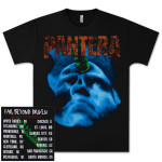 Pantera Vintage Far Beyond Driven World Tour T-Shirt