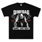 Pantera Dimebag Lightning T-Shirt