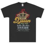 Queen Tokyo, Japan T-Shirt