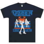 Queen Tour 1976 Silhouettes T-Shirt