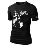 Queen Live At The Rainbow 74 Freddie T-Shirt