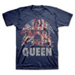 Queen American Crest T-Shirt