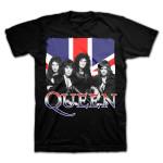 Queen Group Britannia T-Shirt