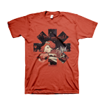 RHCP Hot Minute Asterisk T-Shirt