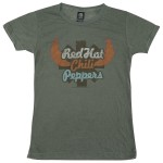 Red Hot Chili Peppers - Retro Wings Jr T-Shirt