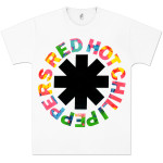Red Hot Chili Peppers Multirisks T-Shirt