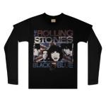 Rolling Stones Black & Blue Youth Twofer T-Shirt