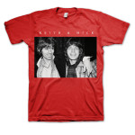 Rolling Stones Keith & Mick T-Shirt
