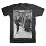 Rolling Stones Mick & Police T-Shirt