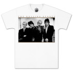 Rolling Stones 50th Annivesary Band Smoke T-Shirt