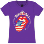 Rolling Stones 50th Anniversary Girls T-Shirt